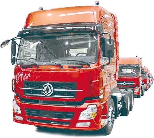 东风汽车产销东风商用车驾驶室规模将超560万辆